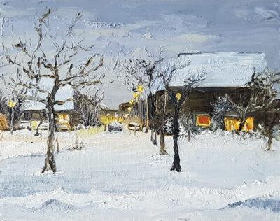 plein air schilderen